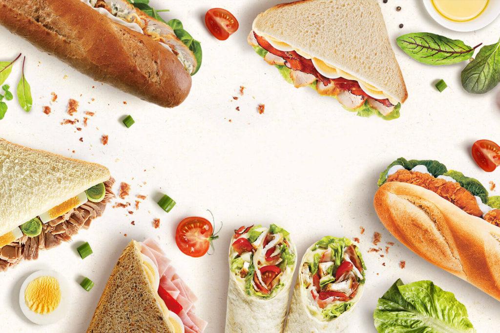 Vitaminbox irodai egészséges szendvics kategória