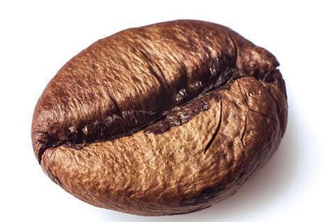 Kávébab, pörkölt kávészem